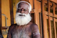 Brahman en Rameswaram (Tamil Nad-India), 2016. (Luis Miguel Surez del Ro) Tags: india tamilnadu rameswaram brahman