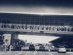 The Gateway to the sky. (Ali Kashoma) Tags: california sky fly airport goodbye departure sacramentoca