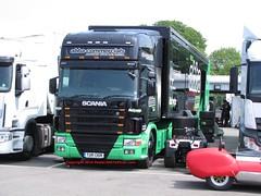 TUR130R (peeler2007) Tags: truck artic scania hgv lgv rollcentreracing abbacommercials tur130r sj51ejd