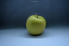 Portrait of an Apple (Predrag Drobac) Tags: portrait apple fruit studio conceptual
