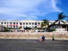 honeymoon at BALI (ais0201) Tags: travel vacation sky bali beach landscape honeymoon kuta