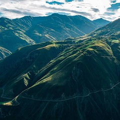 Yesterday, I came to the last mountain before Pasto. I turned left and followed the road until coming to a tunnel. A huge sign above the tunnel announced no bicycles or pedestrians were allowed. The other road to Pasto was another two hours over the mount