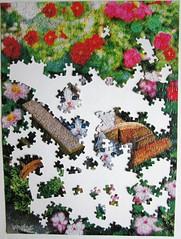 Kart O' Kittens (Keith Kimberlin) (Leonisha) Tags: puzzle unfinished jigsawpuzzle