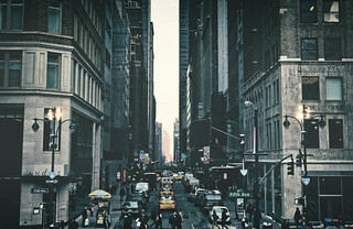 Manhattan Streets 4