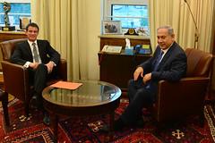 PM Netanyahu and French PM Valls (La France en Isral -  ) Tags: israel jerusalem isr