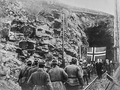 Soviets meet Norwegians who were hiding the the German military. They sheltered in a mine in Finnmark, 1945 [1024x678] #HistoryPorn #history #retro http://ift.tt/1Wq3NWt (Histolines) Tags: history mine who military retro german timeline were they hiding 1945 meet finnmark norwegians sheltered vinatage soviets historyporn histolines 1024x678 httpifttt1wq3nwt