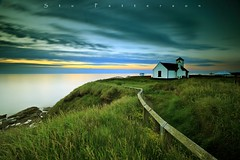 On the edge of Dawn (Stu Patterson) Tags: seascape island dawn stu rocky patterson sluice seaton