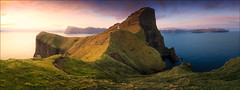 [ ... nordic realm ] (D-P Photography) Tags: landscape landschaft färöer faroeislands atlantic lonely lonelyplanet sun sunrise night morning midnight midsummer sommer islands nature feisol dennispolkläser dpphotography felixinden adventure explore