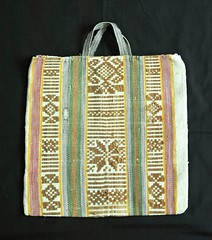 Woven Bag Bolsa Nahua Tlacotenco DF Mexico (Teyacapan) Tags: df bags textiles bolsa weavings nahua milpaalta cdmx tlacotenco