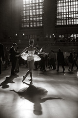 Backlit NY #04 (Russell Tickner) Tags: new leica york nyc ny station ballerina 28mm central grand backlit m9 2016 elmarit m9p