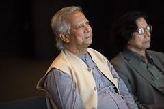Muhammad Yunus Visit (18 of 92) (calit2) Tags: june demo san diego visit speaker commencement visualization muhammad ucsd yunus calit2 2016 ucsandiego muhammadyunus qualcomminstitute