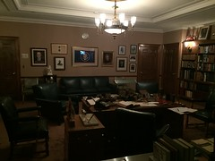 "President Truman's Independence Office • <a style=""font-size:0.8em;"" href=""http://www.flickr.com/photos/109120354@N07/27578345070/"" target=""_blank"">View on Flickr</a>"