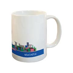 newcastle mug (rethinkthingsltd) Tags: city london skyline liverpool buildings bristol newcastle landscape manchester mugs design town birmingham edinburgh cityscape graphic postcard leeds badge postcards mug local badges iconic