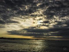 Carlos Alfredo Bascones Zapata (caBzPeru) Tags: ocean sunset sea sky naturaleza sun sol beach peru nature clouds landscape mar natural playa paisaje cielo nubes oceano piura lobitos talara alairelibre atrardecer mar} igersperu losmuellessurfcamp peruestrella ruteandoperu