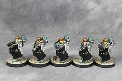 SoH Breachers 03 (Celsork) Tags: horus warhammer 30k troop legion soh legionary sonsofhorus breachers horusheresy celsork celsomendez