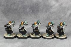 SoH Breachers 03 (Celsork) Tags: horus warhammer 30k troop legion soh legionary sonsofhorus breachers horusheresy celsork celsomendez