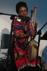 Haymanot Tesfa (2016) 04 (KM's Live Music shots) Tags: ethiopia worldmusic lyre krar stethelburgas haymanottesfa listentotheworld