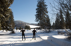 Loipe Almenland (Christine Pollhammer) Tags: winter sterreich urlaub alm steiermark naturpark almenland langlafuen