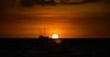 (mblaeck) Tags: sunset sky orange cloud sun evening ship sundown outdoor dusk horizon darwin orangesky mindilbeach dawrinsunset