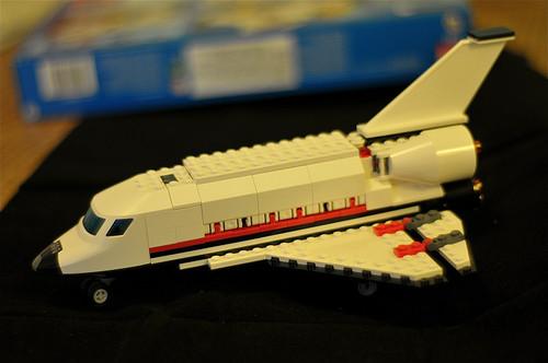 降价:乐高 LEGO Space Shuttle 3367航天飞机$24.11