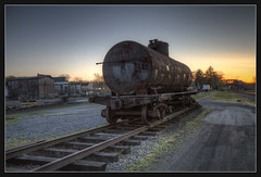 Day's End (AndrewJohn2011) Tags: trains phillipsburgnj phillipsburgnjtrains trainsnj