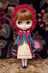 For BlytheCon Europe ≈ Little Red Riding Hood ≈