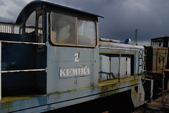 Kemira (Sam Tait) Tags: train track industrial diesel critter rail loco collection trent locomotive staffordshire upon burton kemira nemesis switcher shunter
