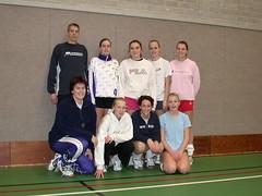 2003 Dames 2 - Tr. Erik Paarhuis