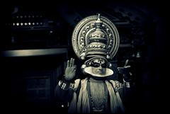 Kathakali (Murthy.Ajay) Tags: india art classic kerala cochin kathakali fortcochin ernakulamkeralakathakaliartindiaclassiccochinfortcochinernakulam