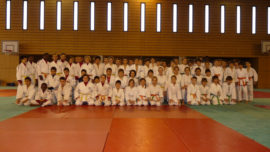 Tournoi judo Rocbaron benjamins(es)