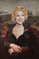 Mona Monroe (charlotteanne_x) Tags: marilyn photoshop lisa mona hollywood monroe