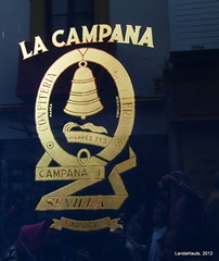 La Campana (Landahlauts) Tags: sevilla andaluca seville andalucia andalusia andalusien sville andalousie andalusie andaluz siviglia sevillano alandalus  andaluzia   hispalense  andaluzja  sewilla andaluzio           isbiliya                  andalouzia andalusiya      ishbiliya capitaldeandalucia