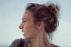 French Beauty (Edi Eco) Tags: blue light brazil portrait woman mountain girl beautiful brasil canon french eyes europa european retrato mulher tourist tripper 7d bonita beleza sugarloaf portraite pãodeaçucar morro urca 28135mm bondinho francesa protraiture edersalescom