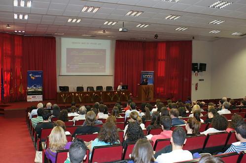 Conferencia Margarita Salas 19