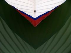 kiel_boot_20120520 (ghoermann) Tags: sea water boat balticsea minimal fjord kiel kielerfrde
