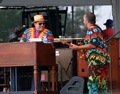 Art Neville & George Porter Jr./The funky Meters