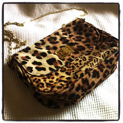 (Karenab) Tags: leopardprintpurse leopardprintbag leopardbag vintageleopardprintbag smallleopardbag