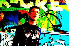 Colour (am_hc) Tags: street city b light shadow england urban musician music west colour art modern liverpool dark manchester this graffiti is europe flickr bright weekend vibrant jubilee united north n culture vivid kingdom r empire singer rap olympics rapper dub rosh dubstep rnb mygearandme flickrstruereflection1