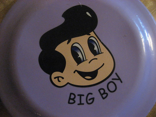 Day 165 - Big Boy Flying Disc