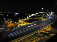 (turbodiesel) Tags: road city night canon landscape landscapes highway nightimages cities roads citylandscape urbanlandscapes padova lightroom panorami worldlandscapes mattkloskowskipresets canonixus870is