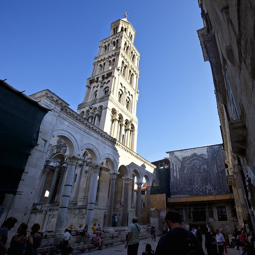 Cathédrale Saint-Domnius de Split