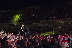 Bruce Springsteen 17-05-2012 (Ricard Clups) Tags: barcelona catalunya springsteen 2012 olimpic lluiscompanys estadi