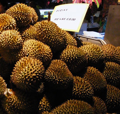 Doerian op de Tong Tong Fair (Asian Ingredients) Tags: durian doerian betons duriozibethinus durio stinkvrucht durin durin frutadelduriano