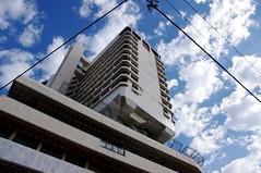 Old building in Tel Aviv (tttske_C) Tags: old building israel telaviv ビル イスラエル テルアビブ
