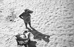 (XXXL-Posed) (Robbie McIntosh) Tags: leica sea blackandwhite bw film beach monochrome analog 35mm mare shoreline tan streetphotography rangefinder bn sunbath summicron negative xp f2 analogue ilfordxp2 ilford m6 spiaggia biancoenero argentique leicam6 bathers pellicola analogico leicam6ttl leicam filmisnotdead tintarella leicasummicron35mmf20iv leicasummicron35mmf2iv summicron35mmf20iv
