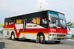 Victory Liner 1726 (raptor_031) Tags: bus buses leaf spring nissan suspension diesel philippines transport victory works motor santarosa operation sr inc provincial liner 1726 exfoh cpb87n fe6b