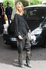 Anja Rubik Celebrities outside the Martinez Hotel during the 65th Cannes Film Festival Cannes, France
