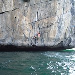 "Nick Deep Water Soloing <a style=""margin-left:10px; font-size:0.8em;"" href=""http://www.flickr.com/photos/14315427@N00/7268268676/"" target=""_blank"">@flickr</a>"