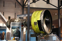 washingtondc generalelectric smithsonianairandspacemuseum smithsonianinstitution turbofan highbypass americabyairhall