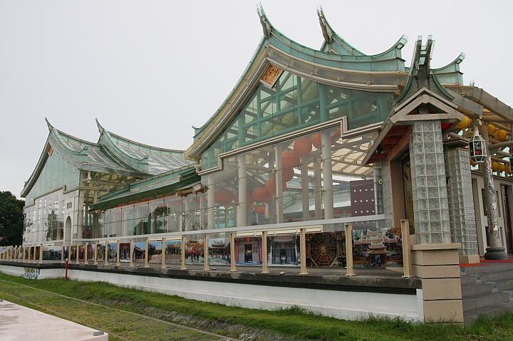 台灣玻璃館(玻璃廟)032